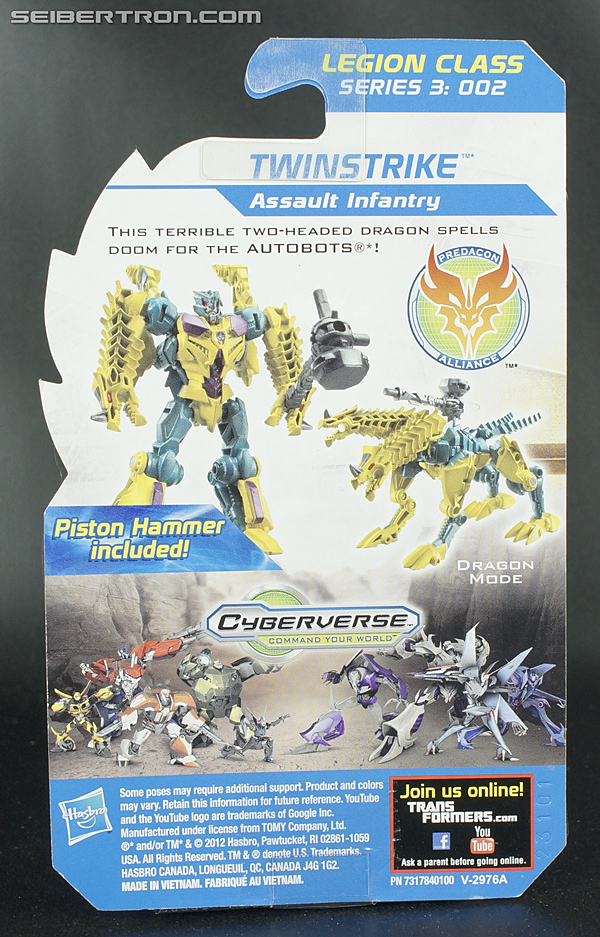 Transformers Prime Beast Hunters Cyberverse Twinstrike (Image #5 of 95)