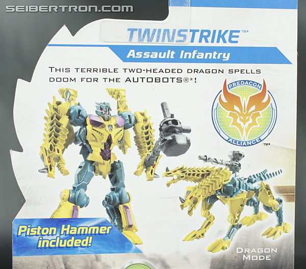 Transformers Prime Beast Hunters Cyberverse Twinstrike (Image #6 of 95)