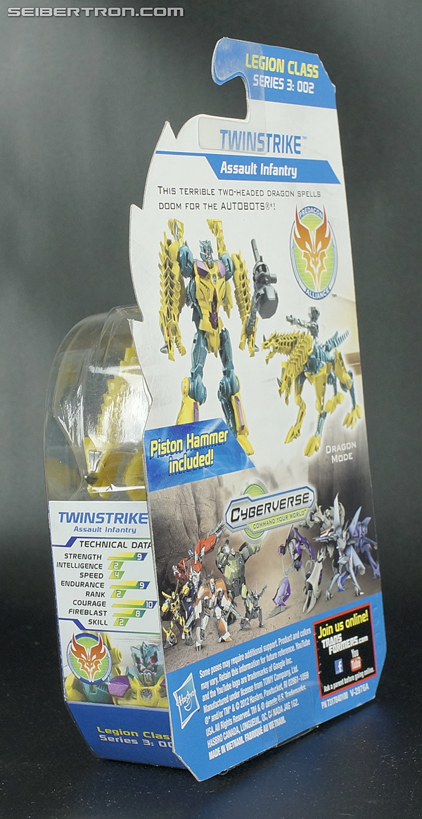 Transformers Prime Beast Hunters Cyberverse Twinstrike (Image #7 of 95)