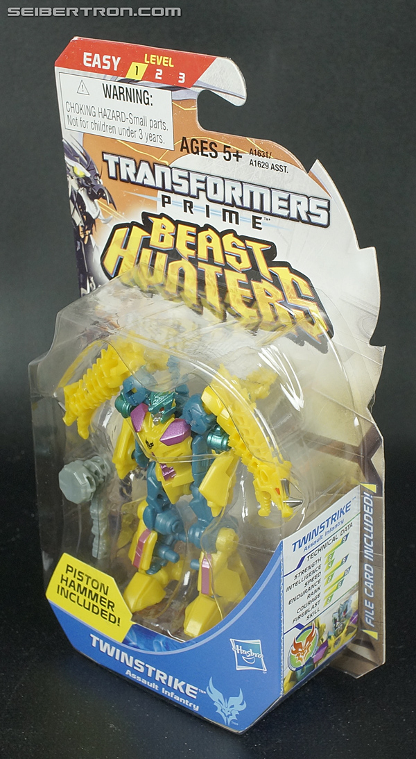 Transformers Prime Beast Hunters Cyberverse Twinstrike (Image #10 of 95)