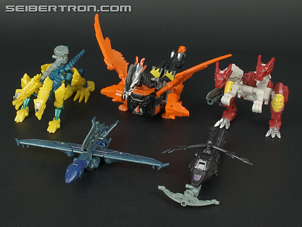 Transformers Prime Beast Hunters Cyberverse Twinstrike (Image #29 of 95)