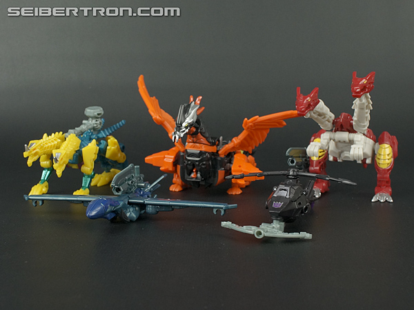 Transformers Prime Beast Hunters Cyberverse Twinstrike (Image #30 of 95)