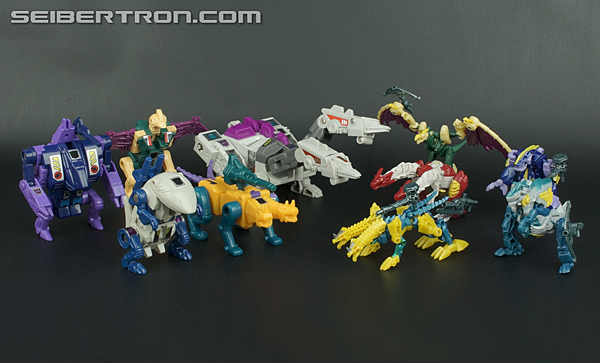 Transformers Prime Beast Hunters Cyberverse Twinstrike (Image #35 of 95)