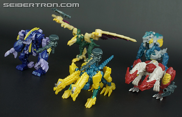 Transformers Prime Beast Hunters Cyberverse Twinstrike (Image #36 of 95)