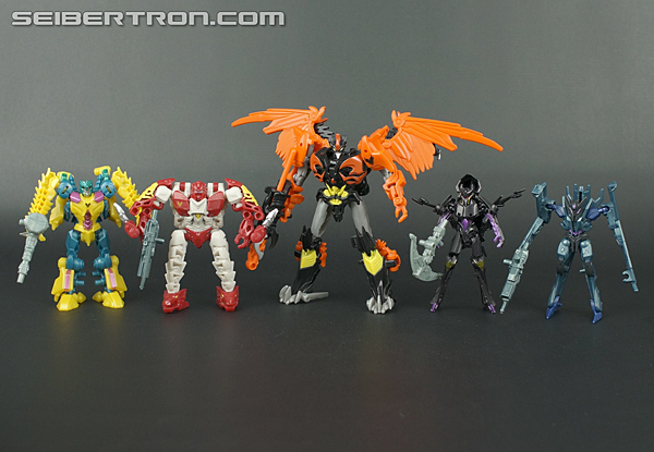 Transformers Prime Beast Hunters Cyberverse Twinstrike (Image #78 of 95)