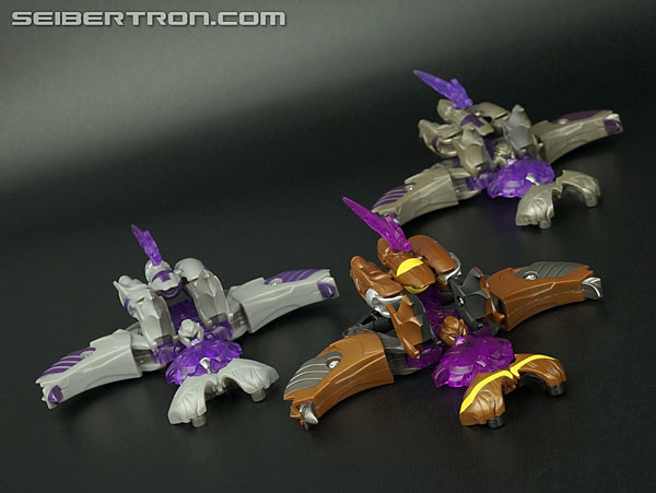 Transformers News: New Galleries: Transformers Prime Beast Hunters Cyberverse Ultra Magnus, Unicron Megatron, Bludgeon