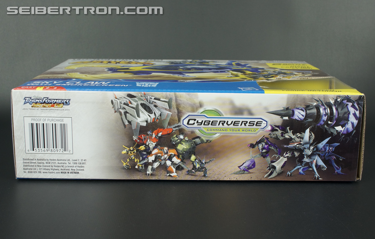 Transformers Prime Beast Hunters Cyberverse Sky Claw (Image #15 of 83)