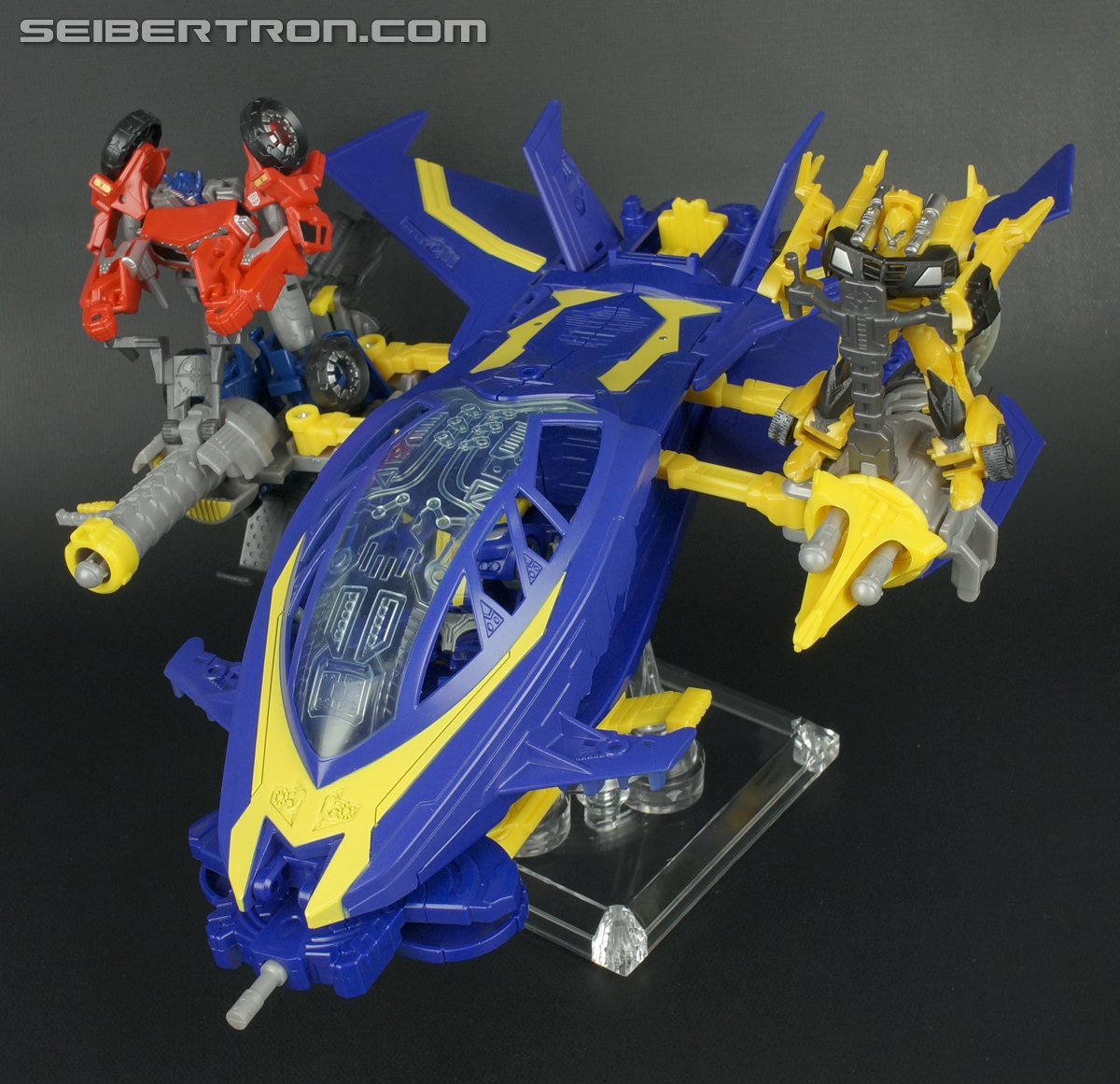 Transformers Prime Beast Hunters Cyberverse Sky Claw (Image #45 of 83)