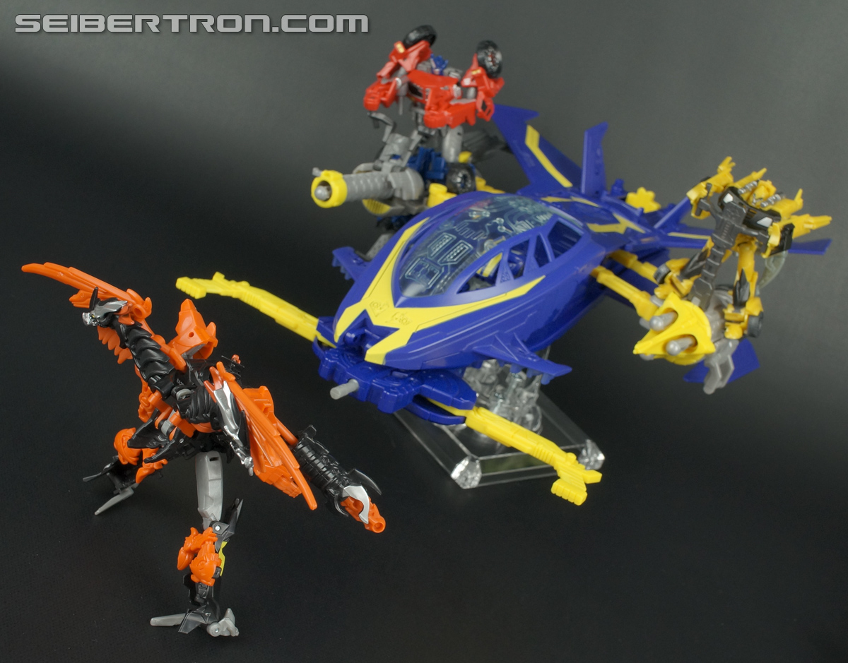 Transformers Prime Beast Hunters Cyberverse Sky Claw (Image #47 of 83)