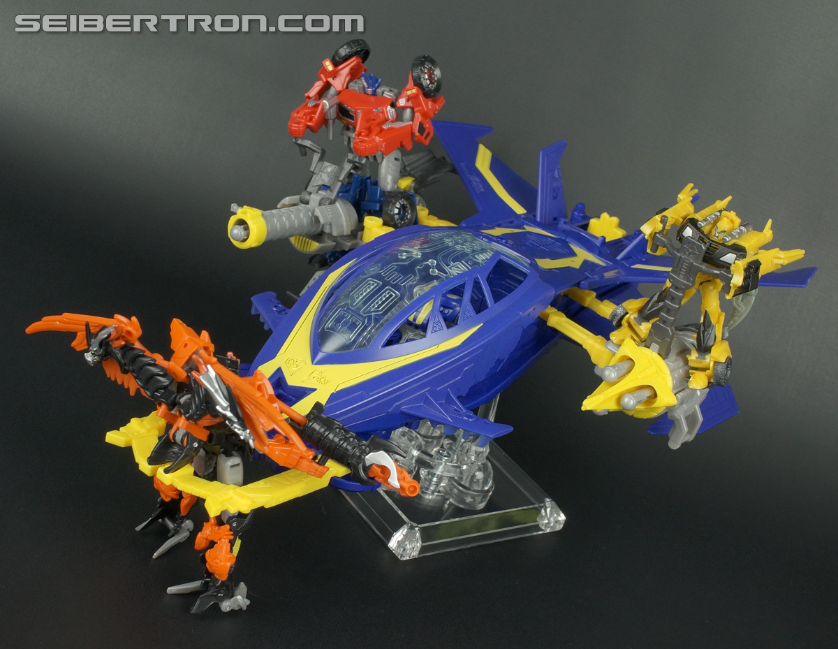 Transformers Prime Beast Hunters Cyberverse Sky Claw (Image #48 of 83)
