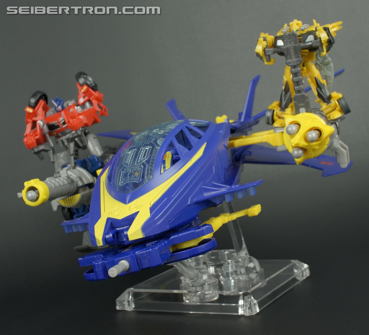 Transformers Prime Beast Hunters Cyberverse Sky Claw (Image #51 of 83)