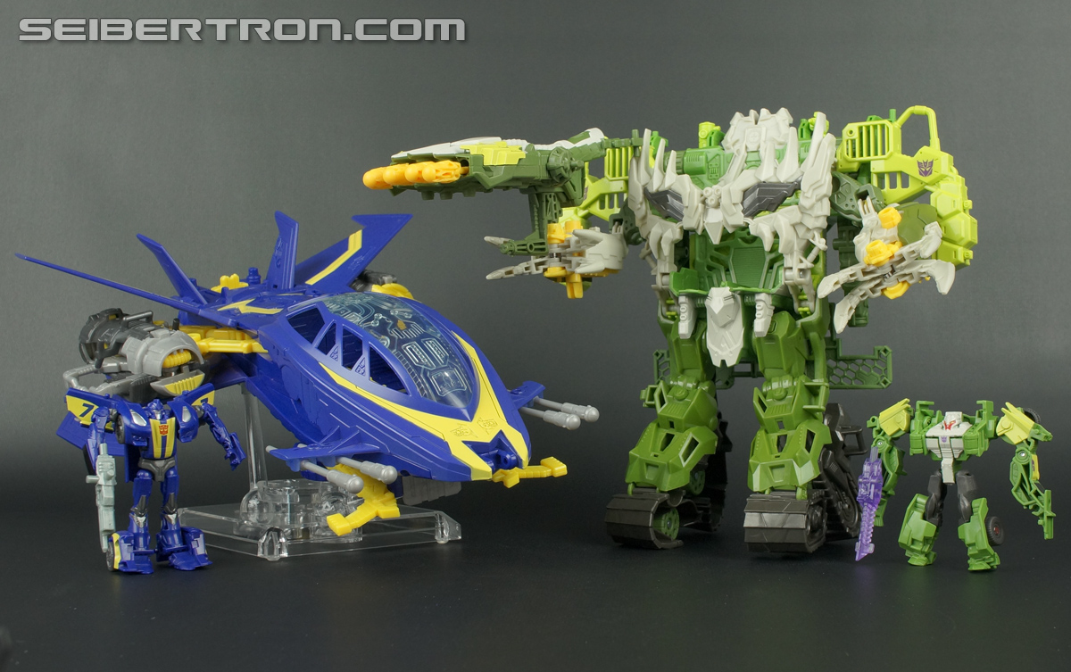 Transformers Prime Beast Hunters Cyberverse Sky Claw (Image #76 of 83)