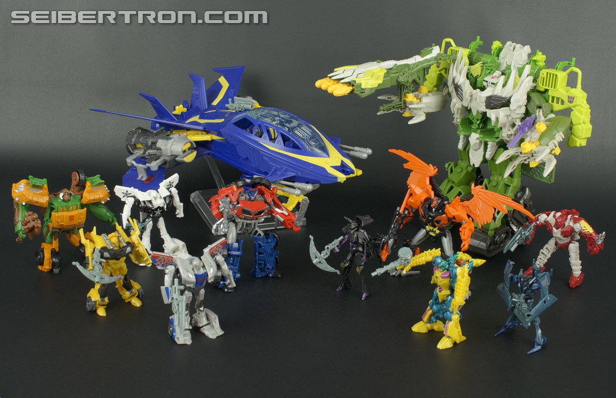 Transformers Prime Beast Hunters Cyberverse Sky Claw (Image #80 of 83)
