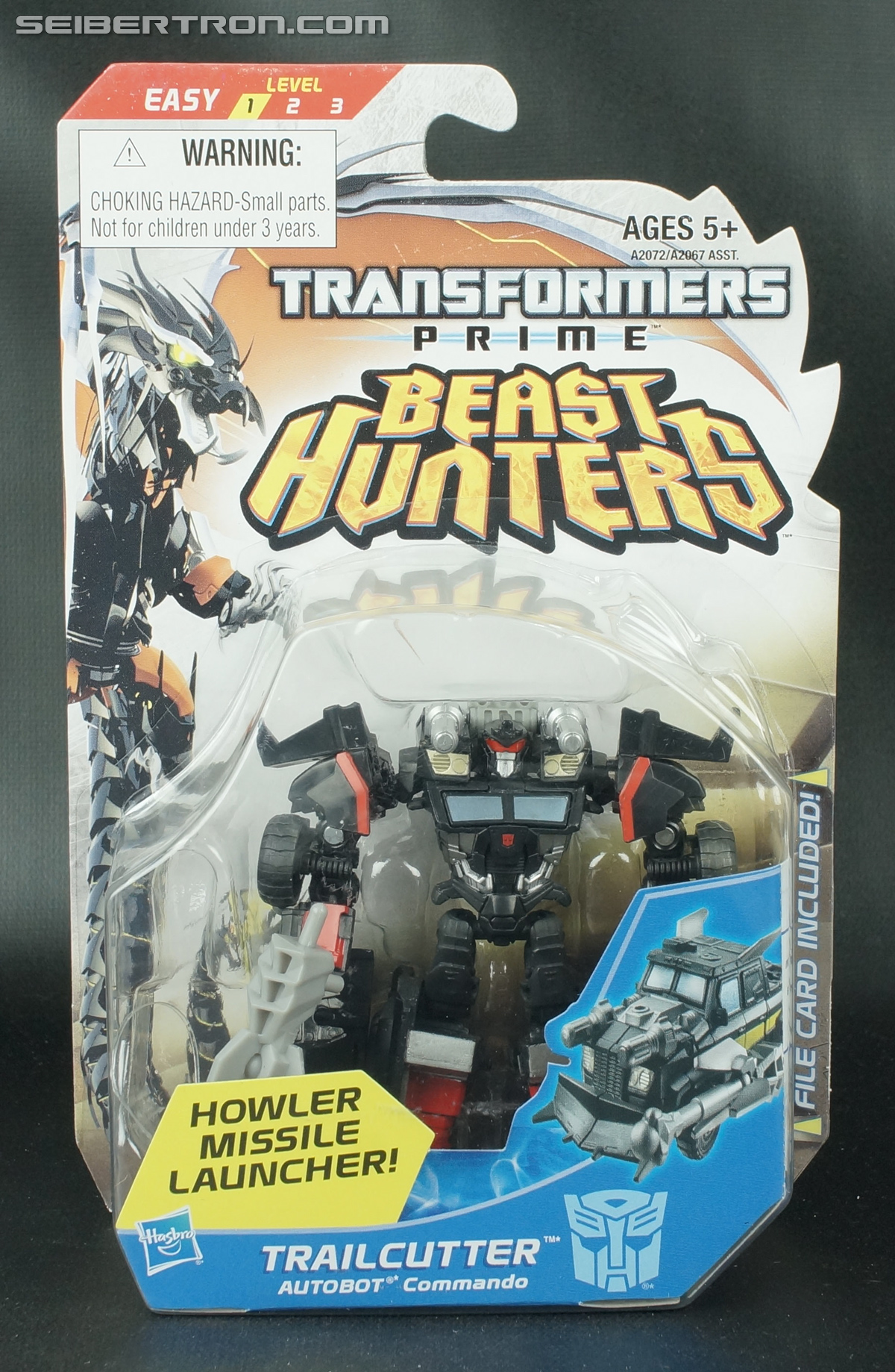 Transformers Prime Beast Hunters Cyberverse Trailcutter (Image #1 of 104)