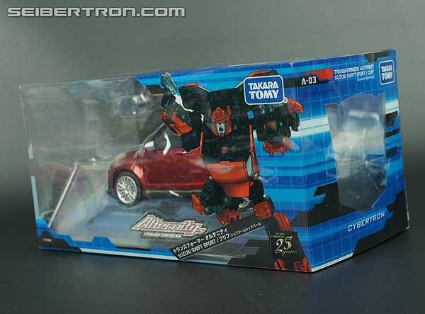 Transformers Alternity Cliffjumper (Supreme Red Pearl) (Cliff (Supreme Red Pearl)) (Image #11 of 112)