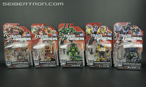 NewSeibertron Galleries: Generations FOC Bruticus - Retail, G2 and Takara Tomy