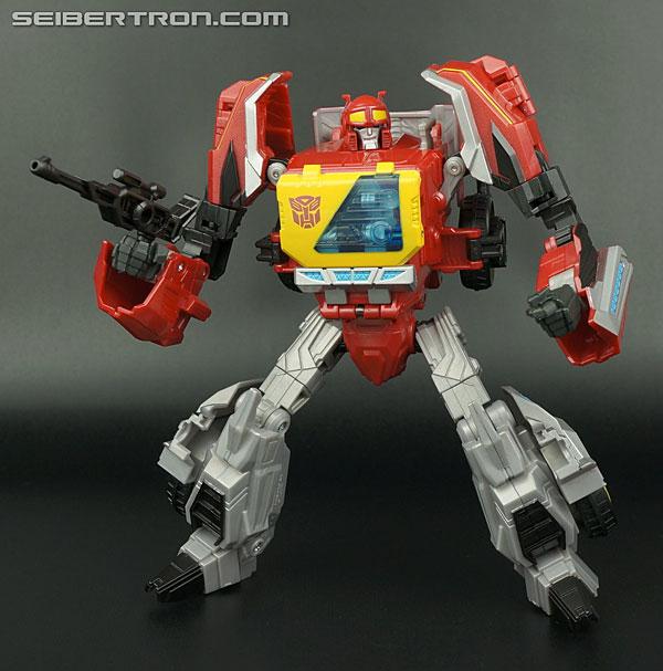 Transformers News: New Galleries: Takara Tomy Generations Soundwave, Soundblaster, Blaster and Data Discs!