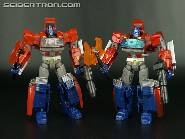 Transformers News: New Galleries: Takara Tomy Generations TG-25 Orion Pax vs Megatronus