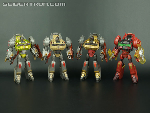 Transformers News: New Galleries: Takara Transformers Generations TG-19 Grimlock and TG-09 Starscream