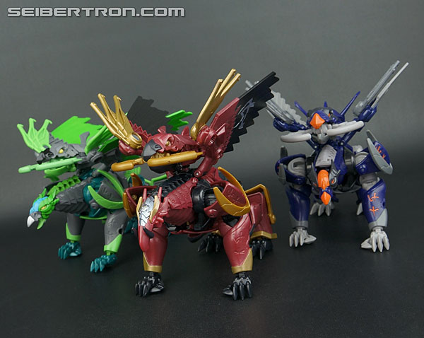 Transformers News: New Gallery: Transformers Go! Budora
