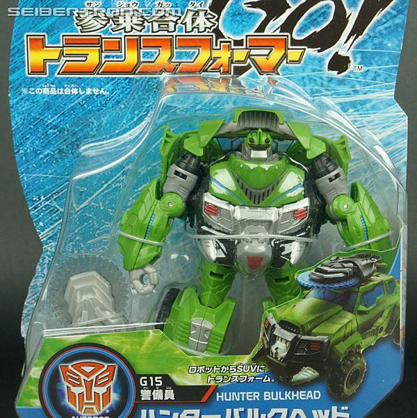 Transformers Go! Hunter Bulkhead (Image #2 of 123)