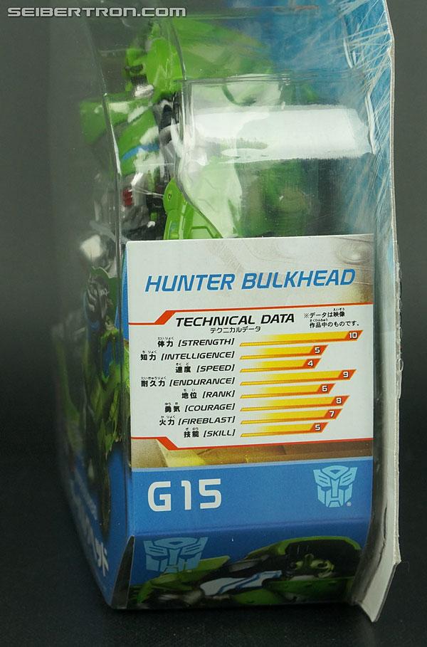Transformers Go! Hunter Bulkhead (Image #8 of 123)