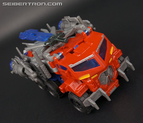 Transformers News: New Galleries: Transformers Go! Hunter Nemesis Prime and Hunter Optimus Prime