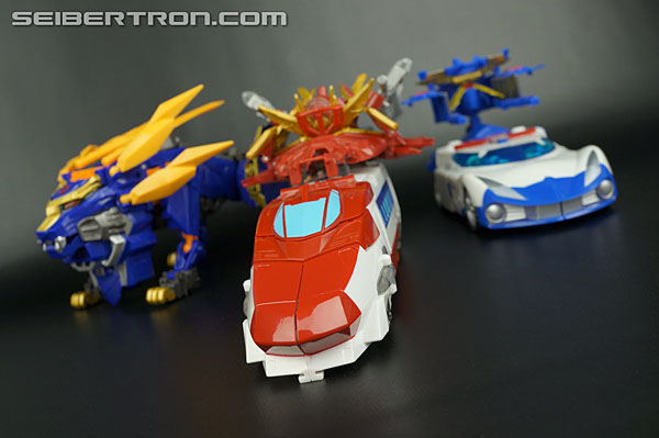 Transformers News: New Galleries: Takara Transformers Go! ExPrime and Micron Ex