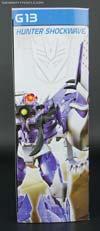 Transformers Go! Hunter Shockwave - Image #4 of 166