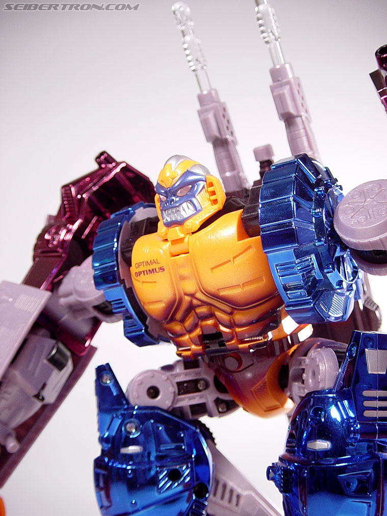 Transformers Beast Wars Metals Optimal Optimus (Image #13 of 109)
