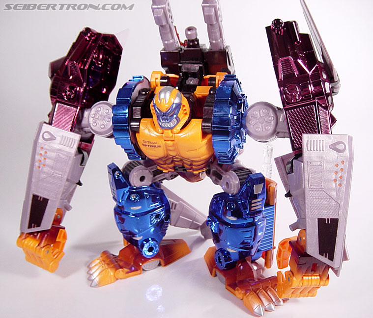 Transformers Beast Wars Metals Optimal Optimus (Image #16 of 109)