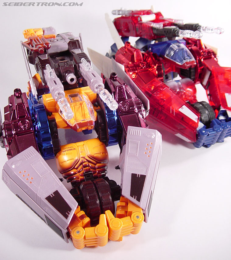 Transformers Beast Wars Metals Optimal Optimus (Image #45 of 109)