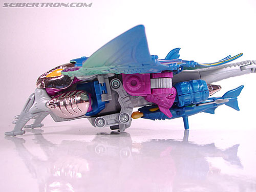 Transformers Beast Wars Metals Depth Charge Toy Gallery ... Depth Charge Beast Wars