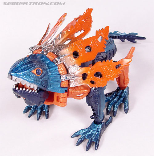 Transformers Beast Wars Metals Iguanus (Image #12 of 63)