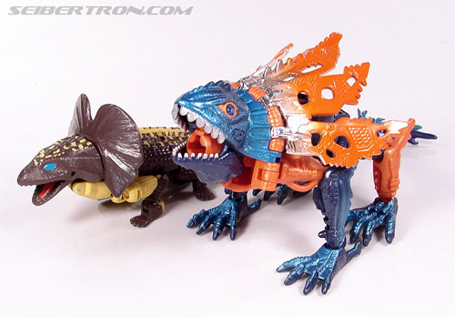 Transformers Beast Wars Metals Iguanus (Image #13 of 63)