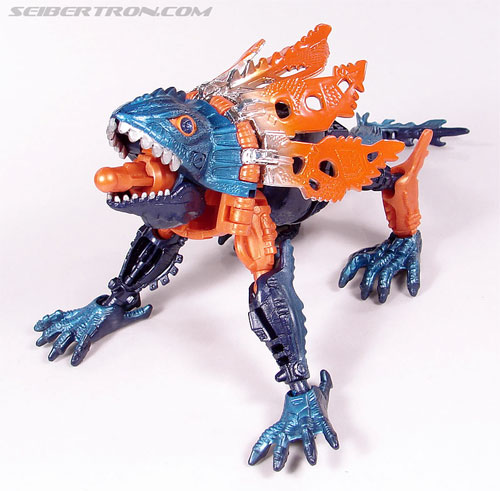 Transformers Beast Wars Metals Iguanus (Image #17 of 63)