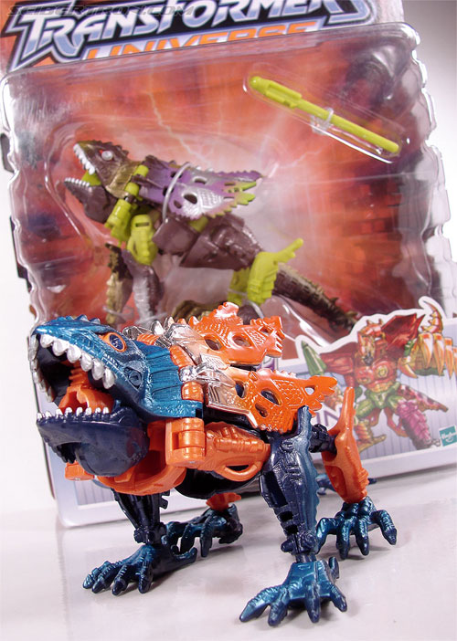 Transformers Beast Wars Metals Iguanus (Image #20 of 63)