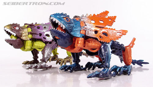 Transformers Beast Wars Metals Iguanus (Image #21 of 63)