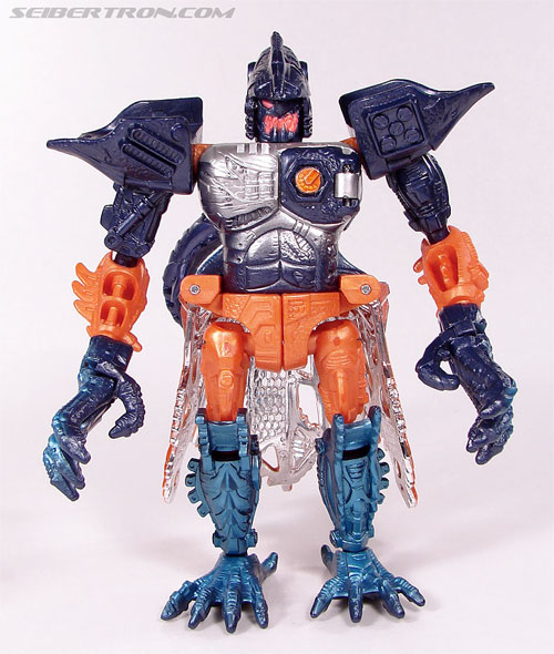 Transformers Beast Wars Metals Iguanus (Image #25 of 63)