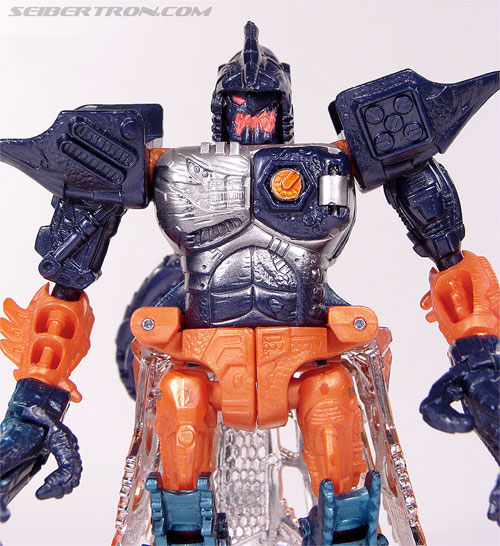 Transformers Beast Wars Metals Iguanus (Image #28 of 63)