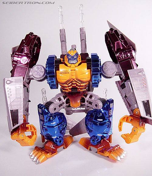 Transformers Beast Wars Metals Optimal Optimus (Image #2 of 109)