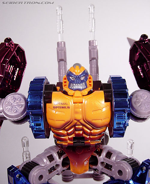 Transformers Beast Wars Metals Optimal Optimus (Image #3 of 109)