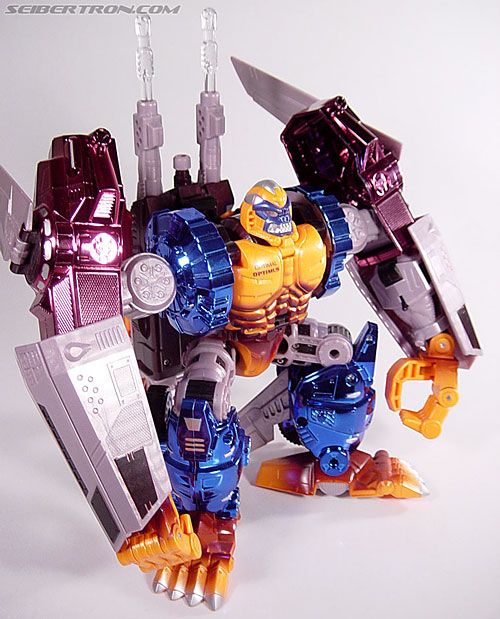 Transformers Beast Wars Metals Optimal Optimus (Image #5 of 109)