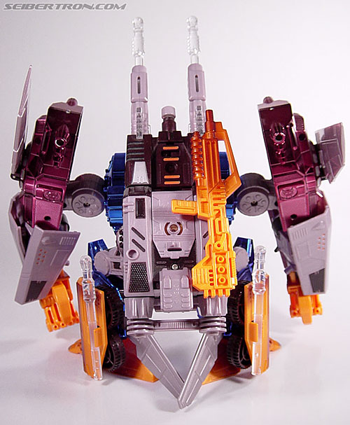 Transformers Beast Wars Metals Optimal Optimus (Image #8 of 109)