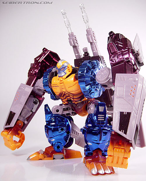 Transformers Beast Wars Metals Optimal Optimus (Image #12 of 109)