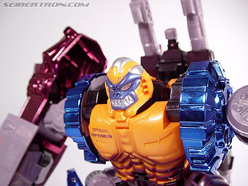 Transformers Beast Wars Metals Optimal Optimus (Image #14 of 109)