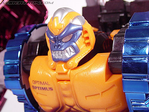 Transformers Beast Wars Metals Optimal Optimus (Image #15 of 109)