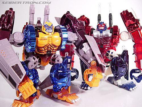 Transformers Beast Wars Metals Optimal Optimus (Image #19 of 109)