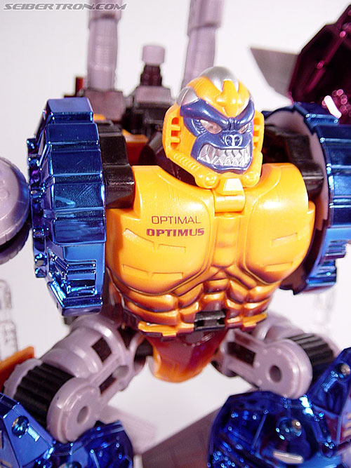 Transformers Beast Wars Metals Optimal Optimus (Image #22 of 109)