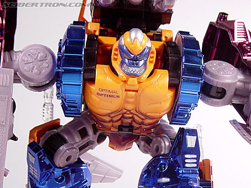 Transformers Beast Wars Metals Optimal Optimus (Image #26 of 109)